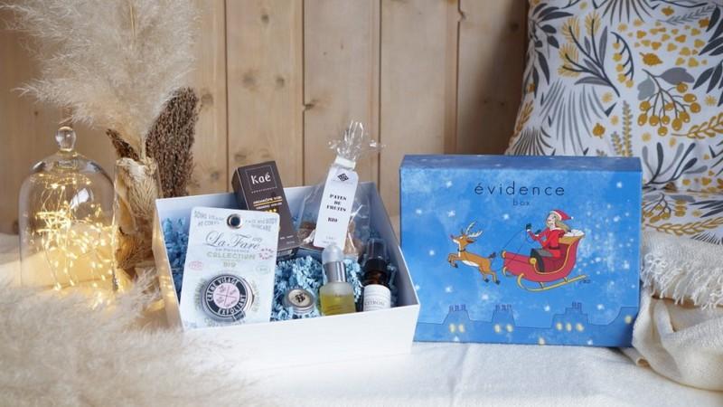 Box Evidence de Noël