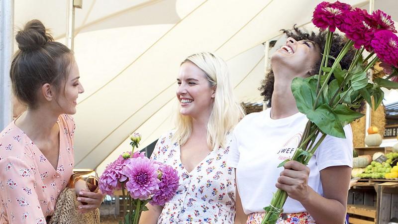 Offre Flower Power Camaïeu : -50% sur le 2ème article