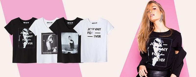 Camaïeu Johnny Forever