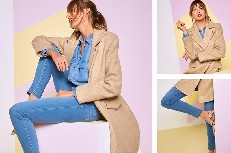 jeans Camaïeu