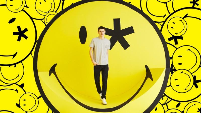 La capsule Celio x Smiley va vous redonner le sourire