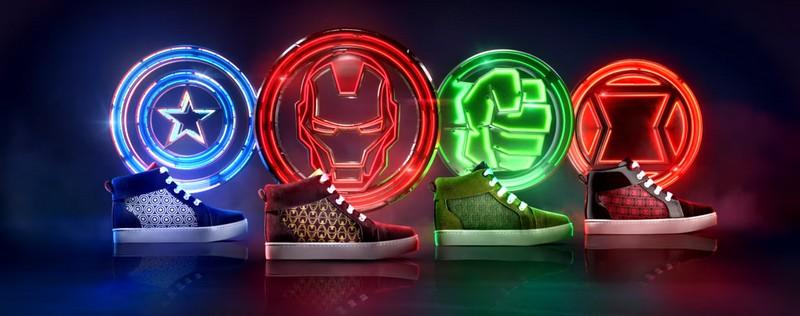 Marvel Clarks