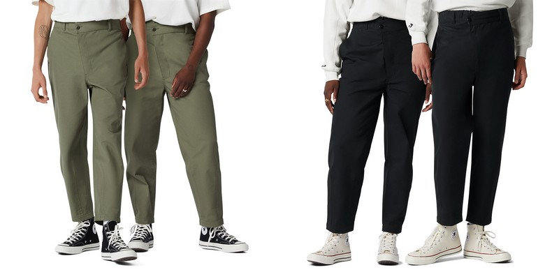 Triangle-Front Chino