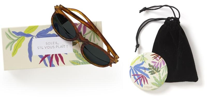 lunettes de soleil Cyrillus