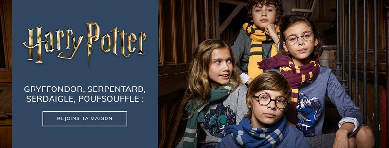 Nouvelle collection Harry Potter Cyrillus Noël 2018