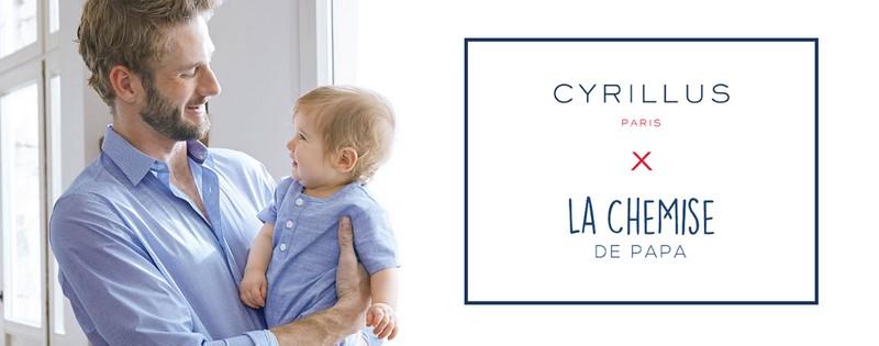 Cyrillus La Chemise de Papa