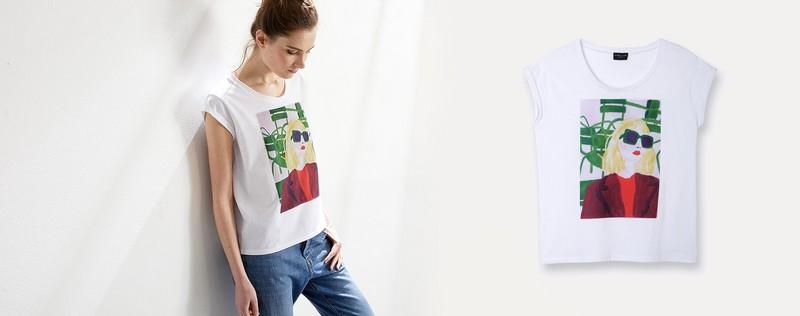 T-shirts Natacha Paschal