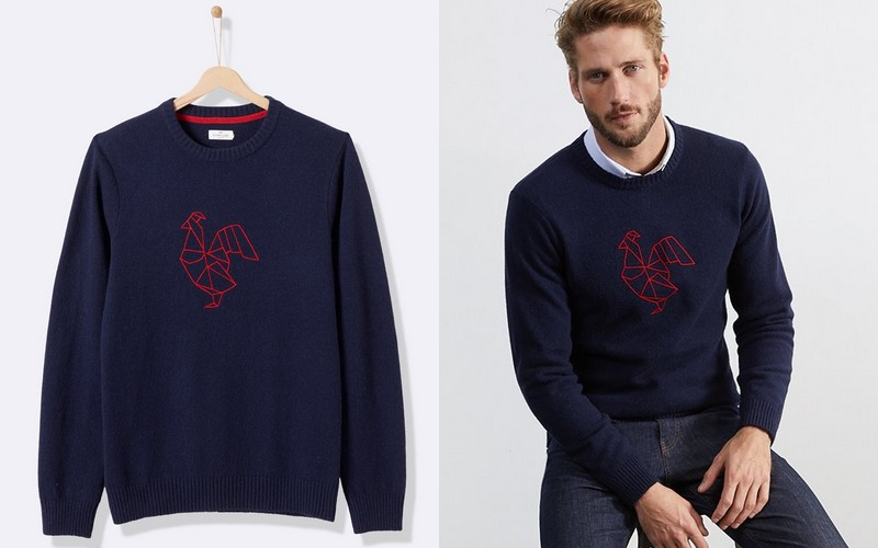 pull homme Cyrillus