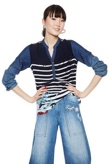 blouse Desigual