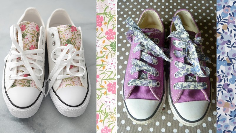customiser ses converse