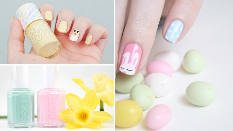 10 nail arts fantaisie à tester pour Pâques