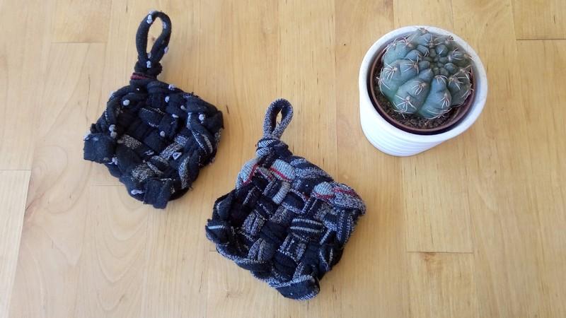 Tuto Tawashi : l'éponge du Japon qu'on fabrique à la maison