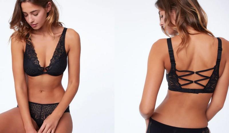 lingerie Etam