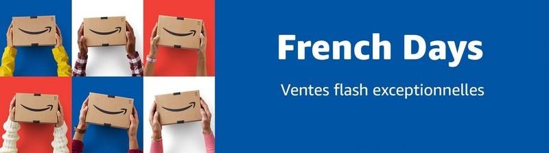French Days Amazon