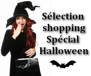 shopping halloween