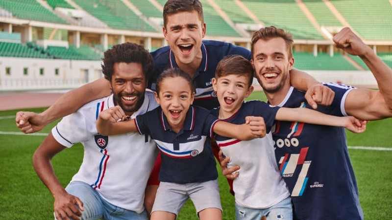 collection Jules UEFA Euro 2020