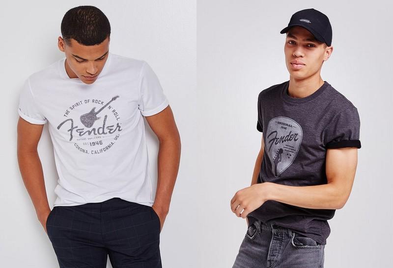T-shirt Fender