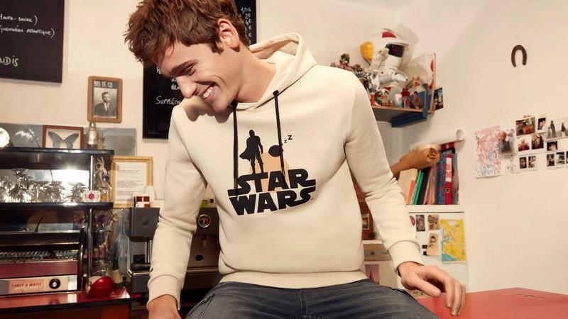 Jules x Star Wars The Mandalorian