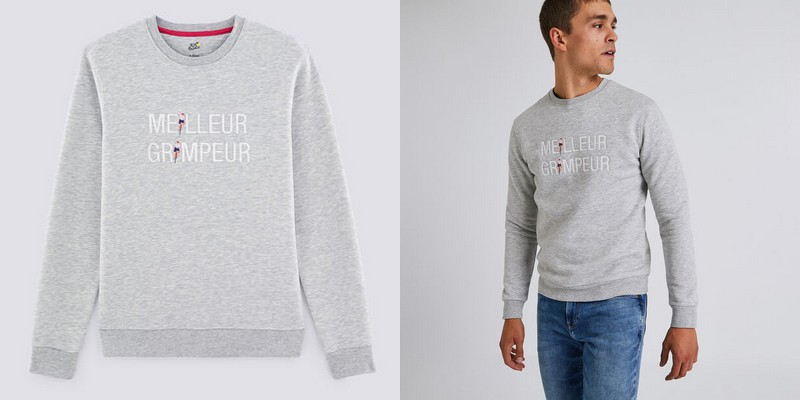 sweat-shirt Tour de France