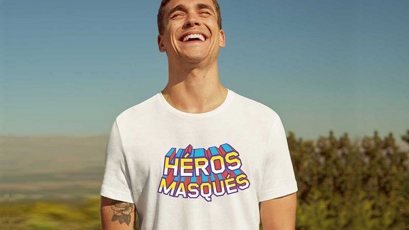 T-shirts solidaires Jules