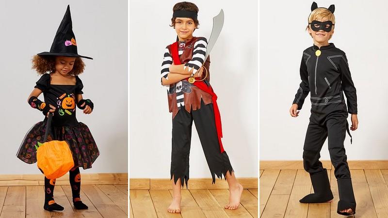 déguisement Halloween Kiabi