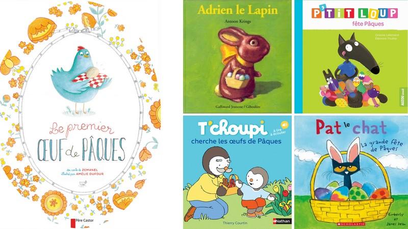 Livres enfants : 10 histoires à écouter en attendant Pâques