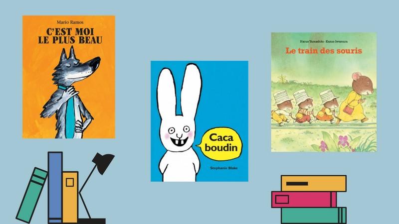 Livres enfants : L'Ecole des Loisirs nous offre ses albums filmés !