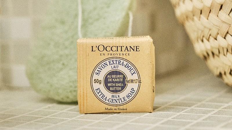 savon solide L'Occitane