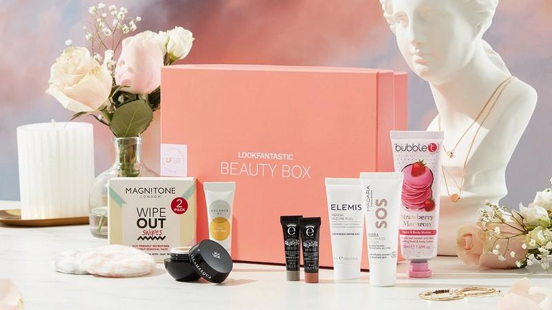 Beauty Box Lookfantastic de février 2021