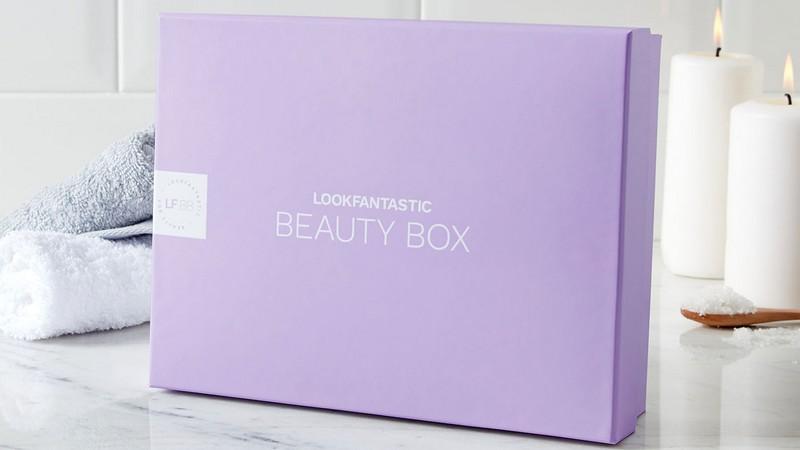 Beauty Box Lookfantastic de janvier 2021