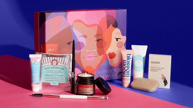 Beauty Box Lookfantastic de mars 2021
