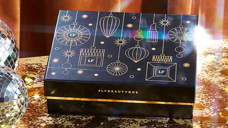 Beauty Box Lookfantastic de Noël