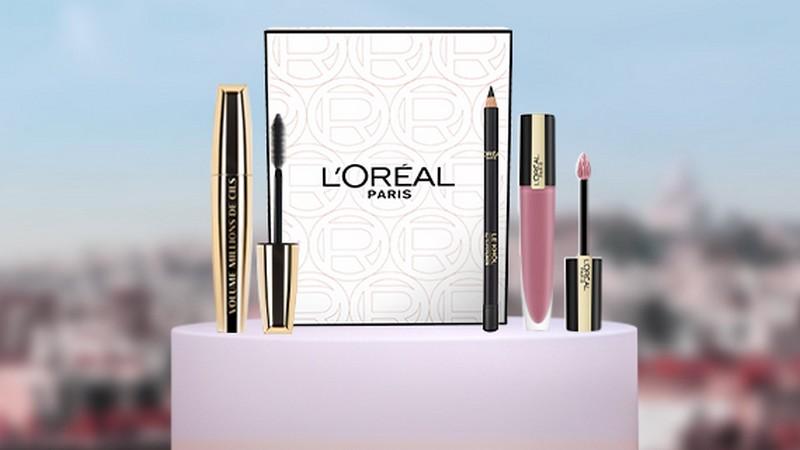 Le coffret Fête des Mères L'Oréal Paris