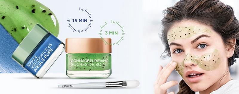 peau neuve L'Oréal Paris
