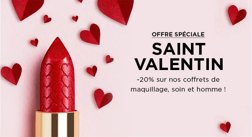 Saint Valentin L'Oréal