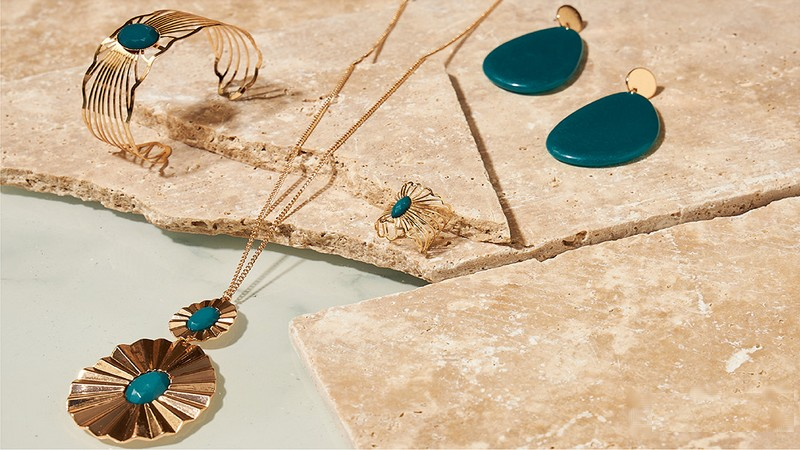Emerald Jungle : la nouvelle collection bijoux by MOA