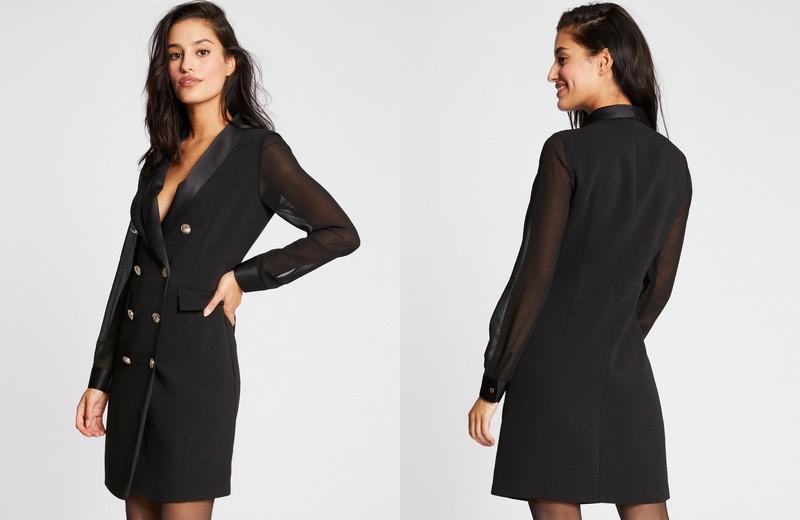 robe tailleur