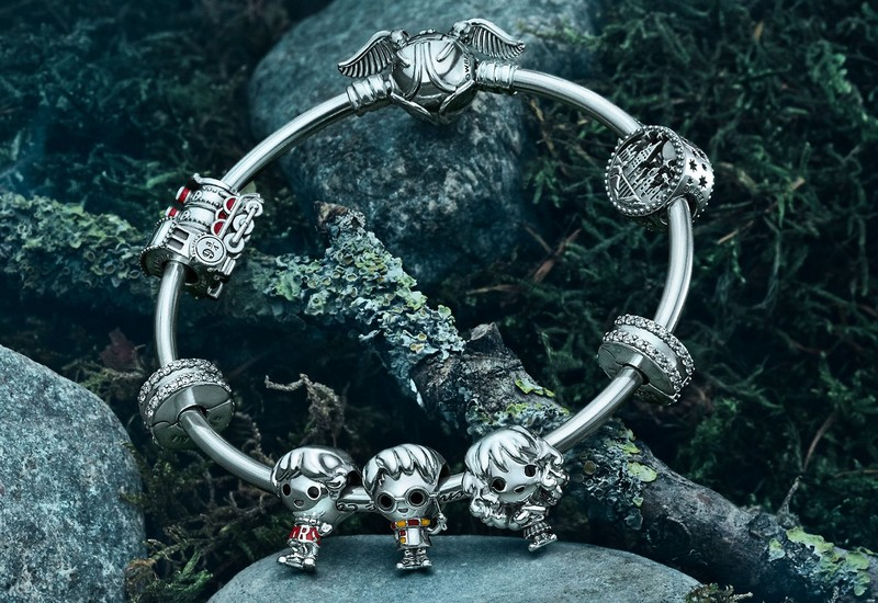 bracelet Harry Potter x Pandora