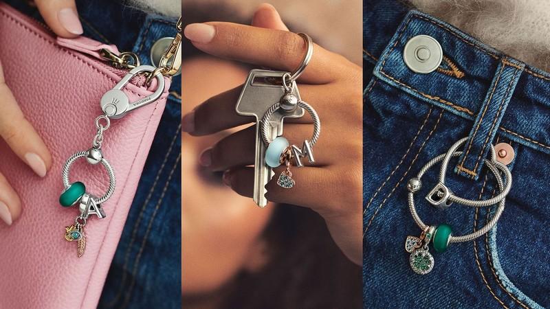 porte-clés Pandora