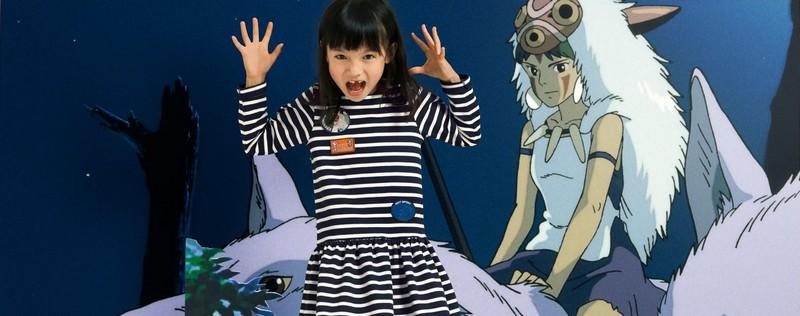 Petit Bateau Studio Ghibli