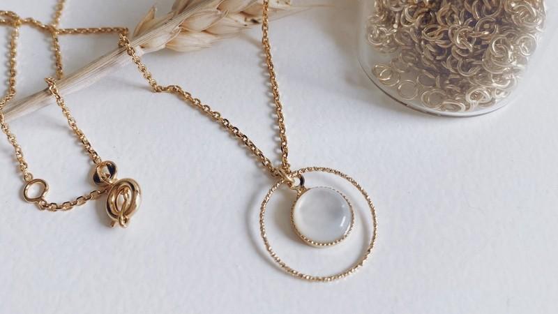 Petite Mendigote x Sajes : la jolie collab' bijoux