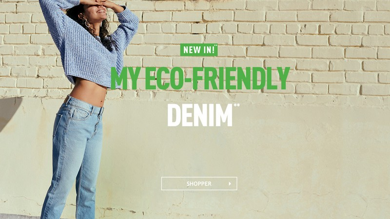 jeans eco-friendly
