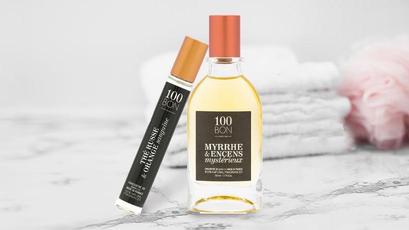 Vente privée 100BON : les parfums naturels et bien-être