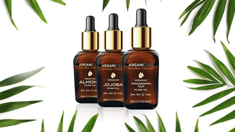 Testez les huiles bio 3-en-1 Arganicare en vente privée