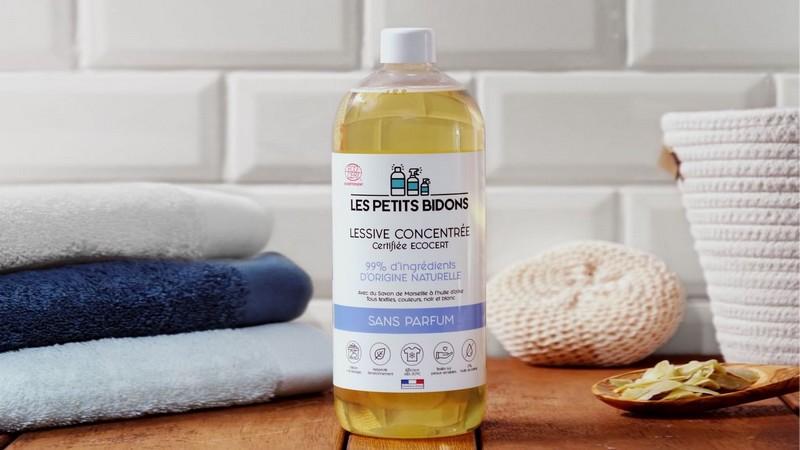 Vente privée de lessive Les Petits Bidons