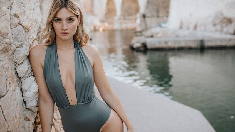 LILNA Swimwear nous dévoile ses maillots de bain écolo en vente privée