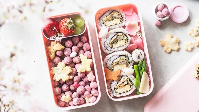 Mangez nomade et design avec les lunch box Monbento