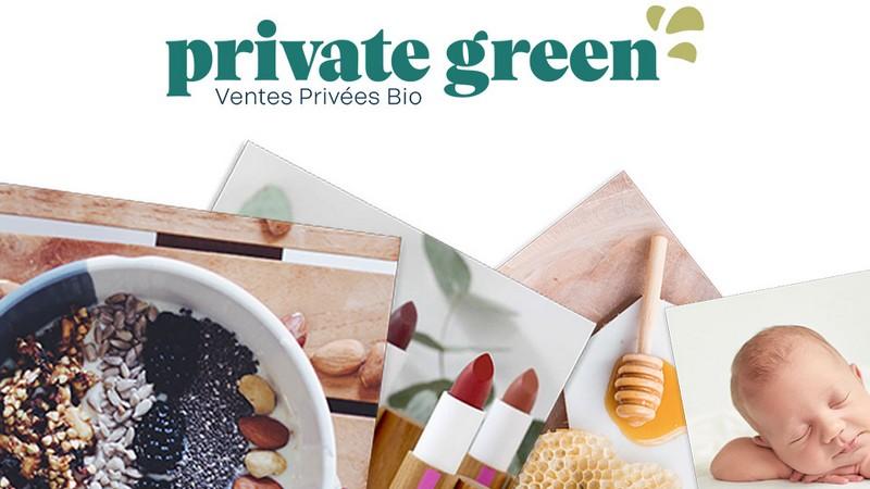 Connaissez-vous le site de ventes privées Private Green ?