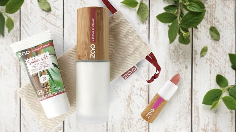 vente privée ZAO Make-Up