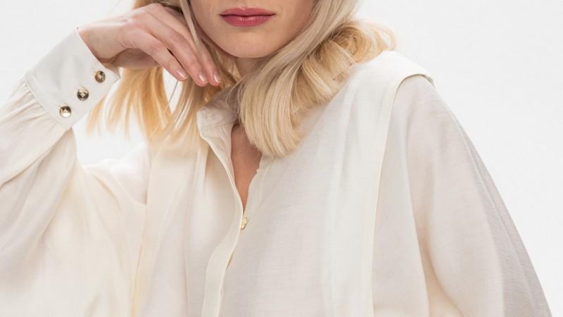 Promod revisite la chemise blanche